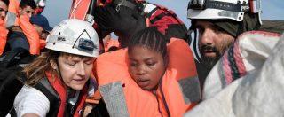 """Aquarius, il racconto del soccorritore sulla nave: """"Valencia è troppo lontana, stasera terminiamo il cibo per i migranti"""" (AUDIO)"""