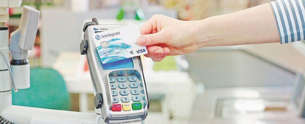 Carte di credito, nessuna multa per i senza-Pos e troppe spese