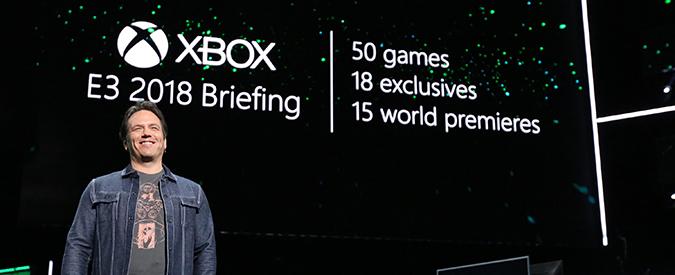 Xbox: tra esclusive e prime mondiali Microsoft ha mostrato 50 giochi alla sua conferenza