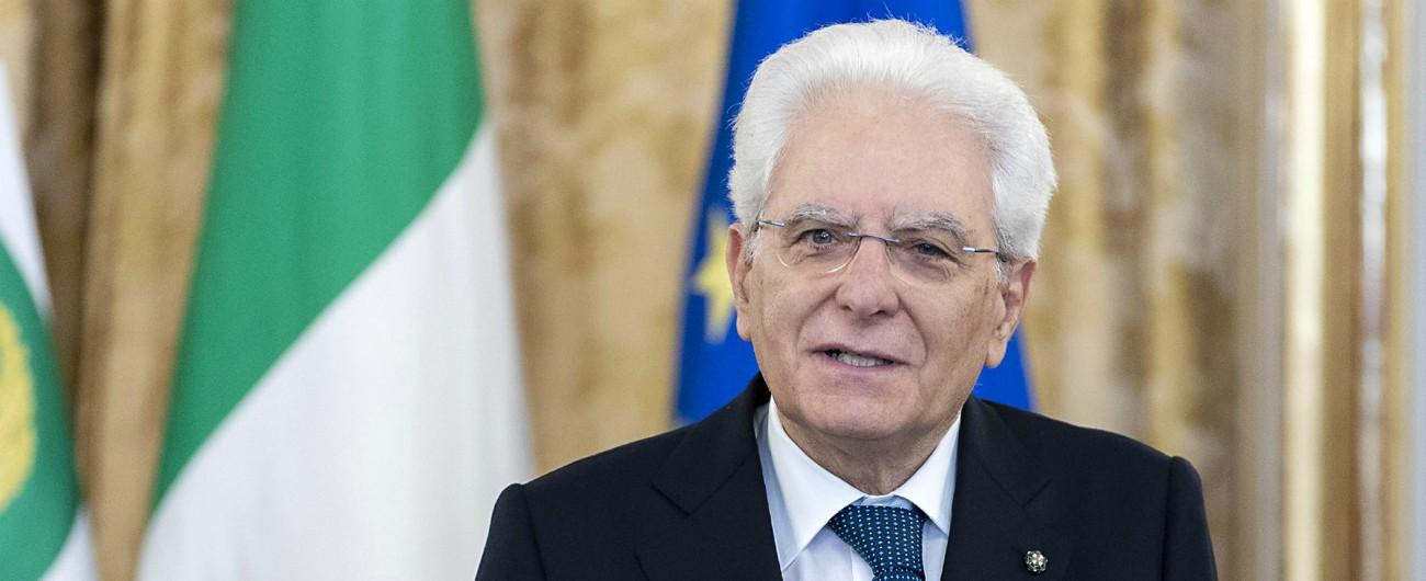 """Mattarella: """"Una stampa credibile costituisce elemento fondamentale della democrazia e non può essere insidiata"""""""