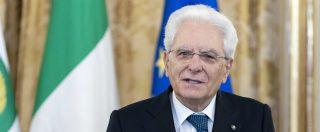 """Forum Ambrosetti, il capo dello Stato Sergio Mattarella: """"Riaffermare valori dell'Europa, Italia saldamente in Ue"""""""