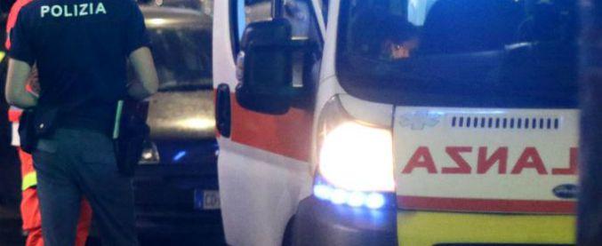 Torino, ragazza di 20 anni lanciata da un'auto in corsa: morta dopo il ricovero
