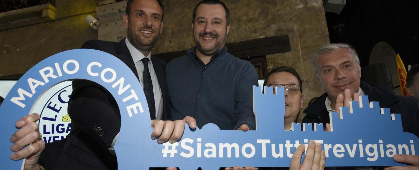 Amministrative, Salvini padrone assoluto. Di Maio non pervenuto