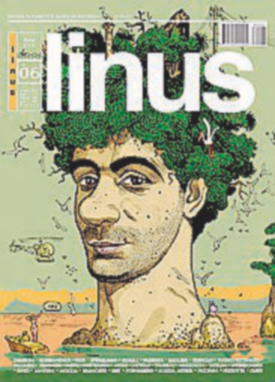 """Lo speciale sul nuovo numero di """"Linus"""": inediti e omaggi"""