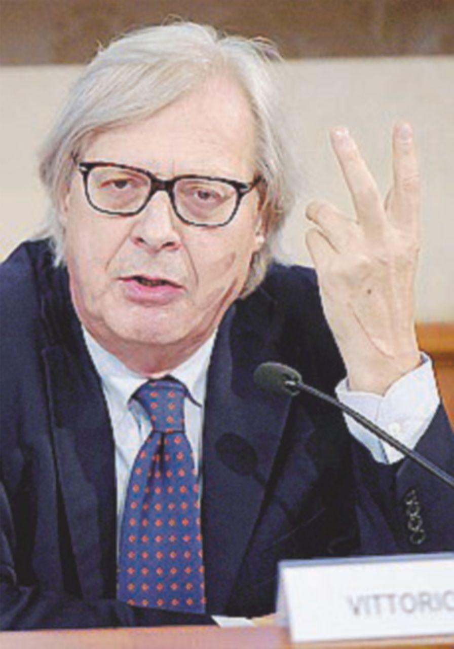 """Sgarbi di nuovo sindaco: vince a Sutri e promette """"più luce"""""""
