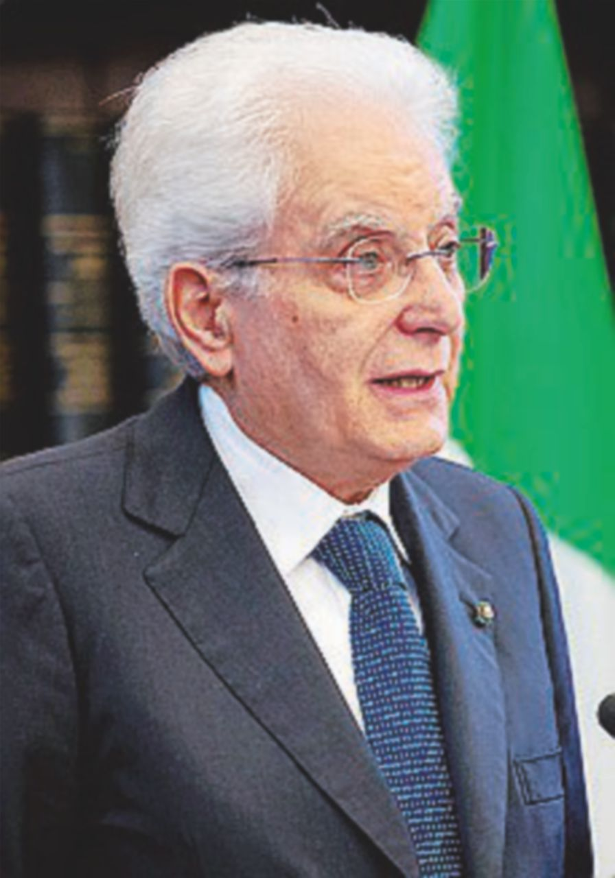 "Mattarella cita Saragat: ""Repubblica abbia volto umano"""