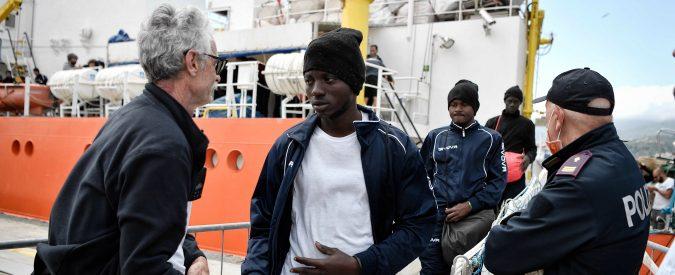 Migranti, l'Europa ci lascia soli? Non #chiudiamoiporti, #apriamolefrontiere