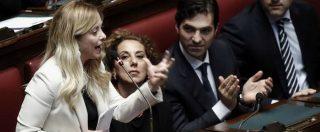 Senato, il gruppo di Fratelli d'Italia è considerato opposizione: potrebbe rientrare per la presidenza del Copasir