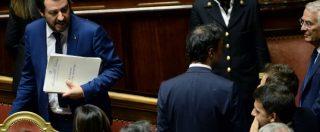 """Aquarius, Salvini riferisce al Senato mercoledì. Marcucci (Pd): """"Avevamo chiesto che riferisse il presidente Conte"""""""