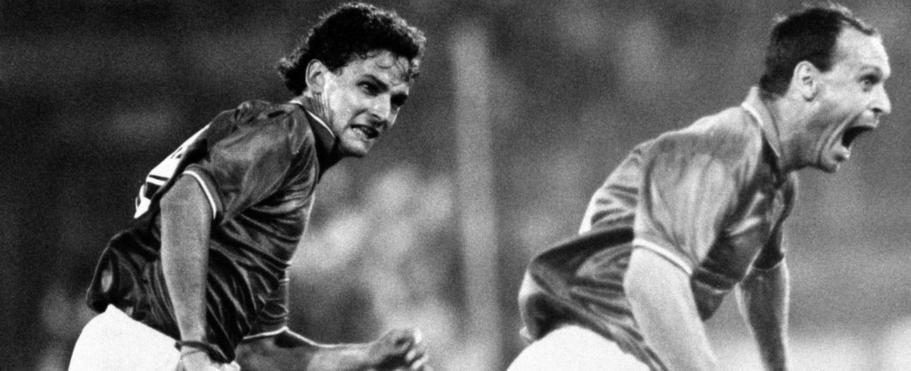 Mondiali Russia 2018 / Matrioska – Mediaset ci prepara con un orrendo speciale su Italia '90: cornuti e mazziati