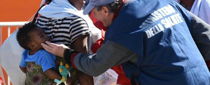 Aquarius, Salvini: salvare la Patria e non i migranti