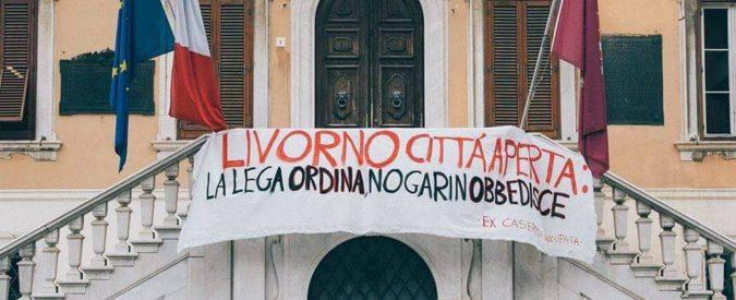 Aquarius, Nogarin rinuncia a ciò che Livorno ha nel dna: accogliere chi viene respinto
