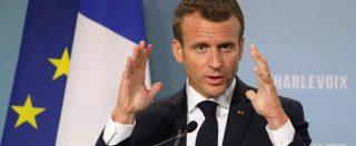 Aquarius, Macron: 'Italia cinica'. En Marche: 'Scelta fa vomitare'. Palazzo Chigi valuta cancellazione vertice: 'Ipocriti'