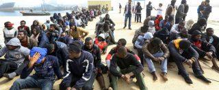 """Migranti, """"patto criminale tra Italia e Libia: nei lager sul Mediterraneo torture, stupri e schiavi. L'Europa apra gli occhi"""""""
