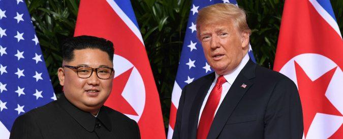 Donald Trump e Kim Jong-un, a Singapore il 'non-presidente' Usa ha fatto un bel passo indietro