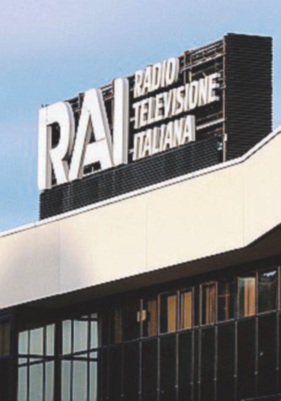 Black out in Rai, si interrompono le trasmissioni