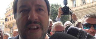 Aquarius, Salvini: 'Vertice Macron-Conte da annullare? Francia chieda scusa'. E su Tlc al M5s: 'Berlusconi deluso? Tutto ok'