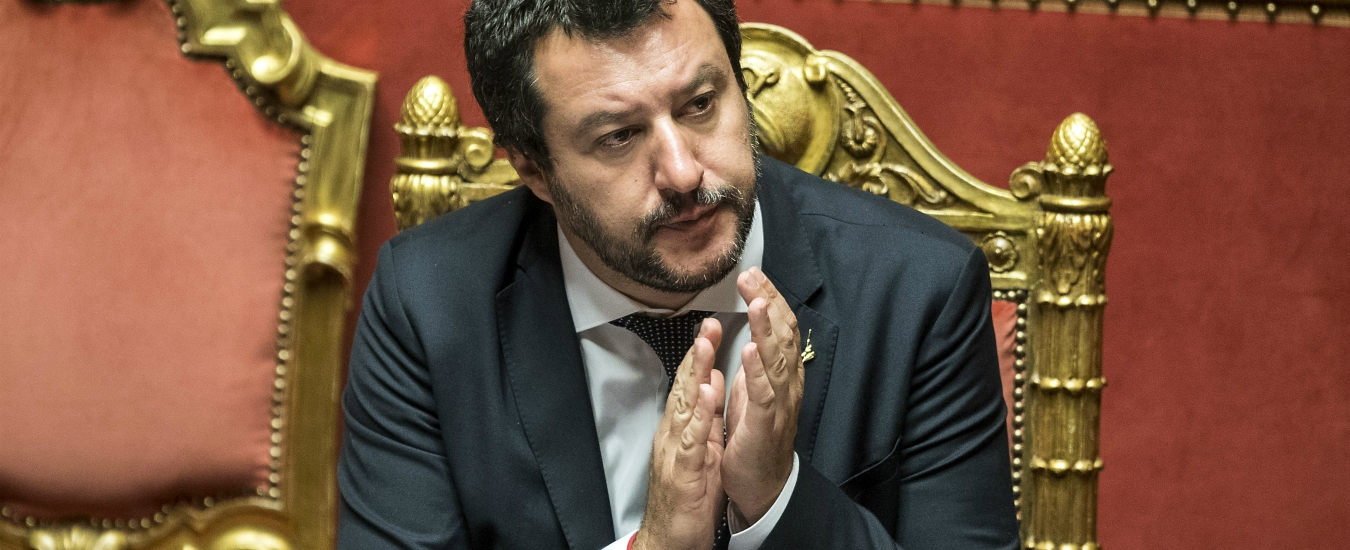 Migranti, è troppo facile oggi prendersela con Salvini