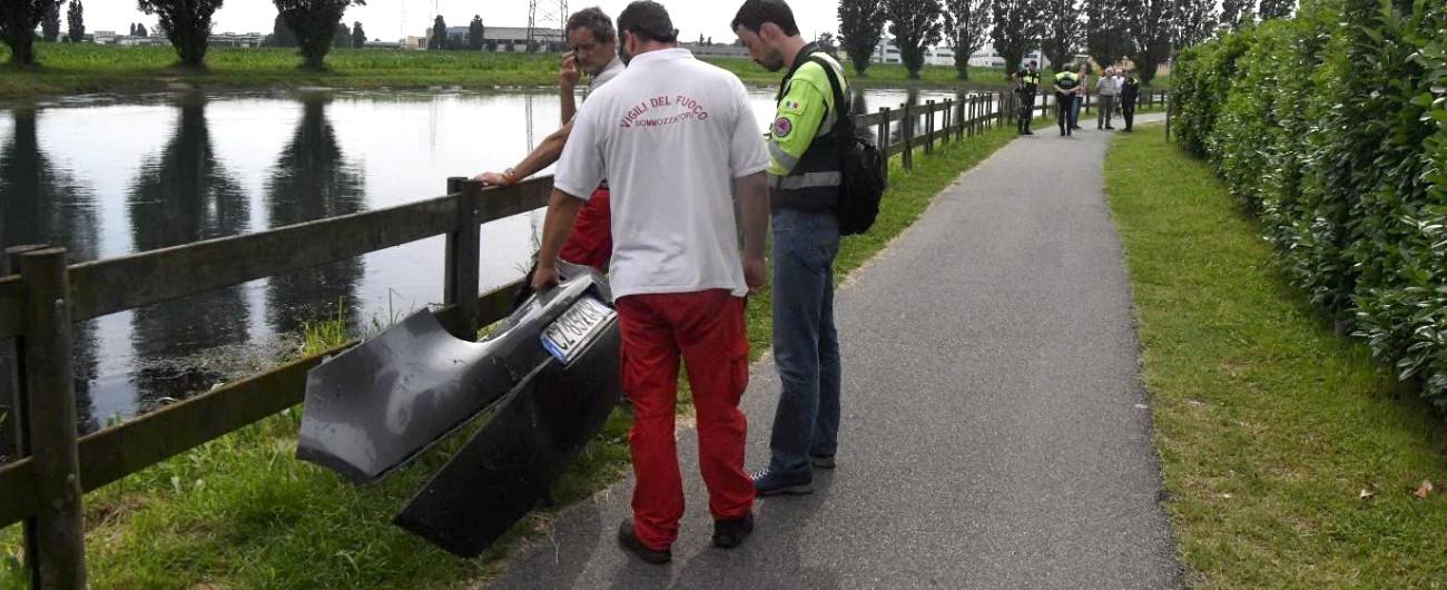 Melzo, trovato in un canale il corpo della ragazza scomparsa venerdì. Il fidanzato si era impiccato