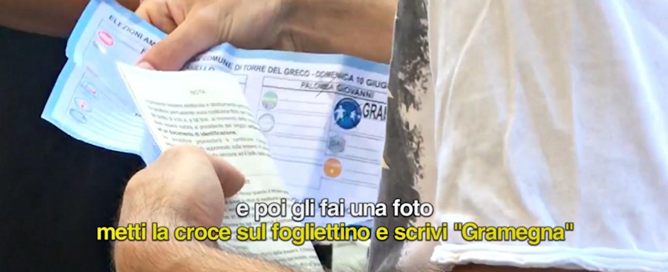 Amministrative, ipotesi voto di scambio a Torre del Greco: otto indagati