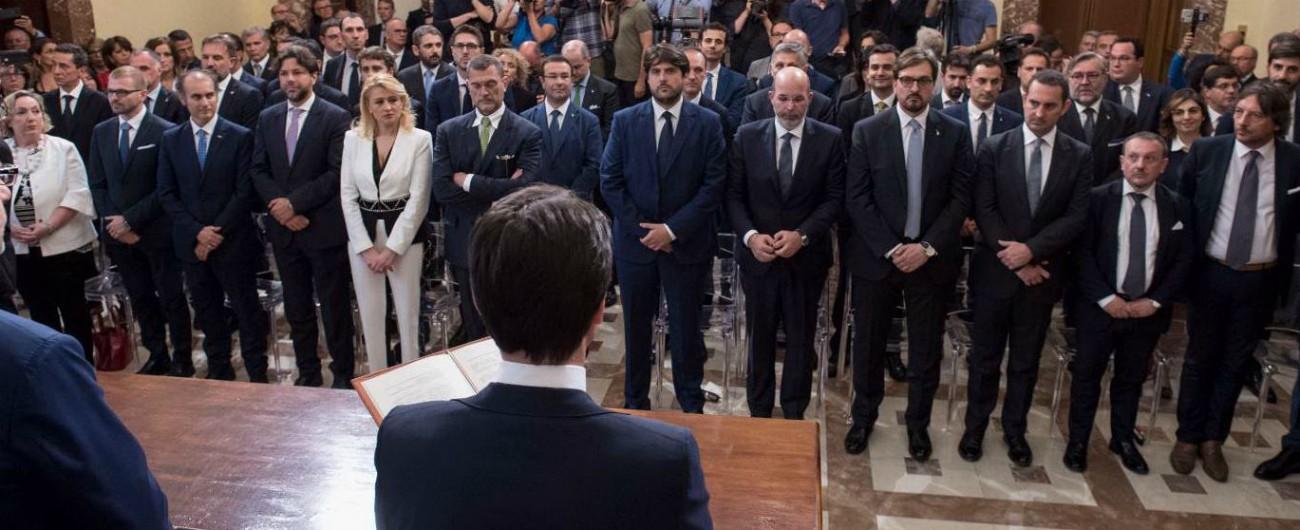 """Governo Conte, dalla sottosegretaria amica di Cosentino ai dibattiti sulla """"negritudine"""": ecco chi sono i sottosegretari"""