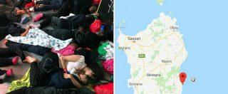 """Aquarius in Spagna passando intorno alla Sardegna. Vento a 65 orari, 80 col mal di mare. Salvini: """"Non attrezzati? Problemi loro"""""""