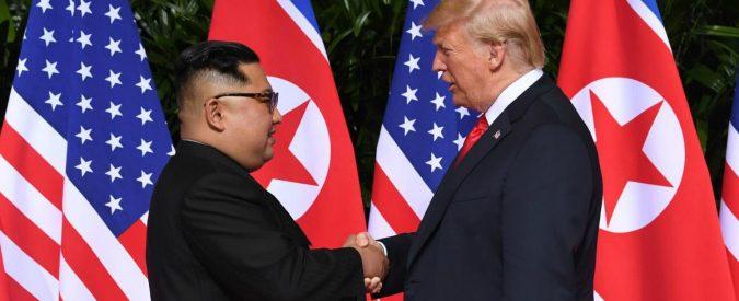 Trump esulta, ma è Kim ad averla spuntata. E l'Iran potrebbe approfittarne
