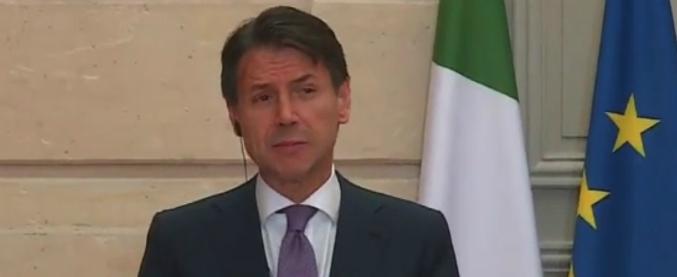 """Fondo monetario europeo, Conte: """"Siamo contrari. Toglierebbe potere di decidere le politiche economiche in autonomia"""""""
