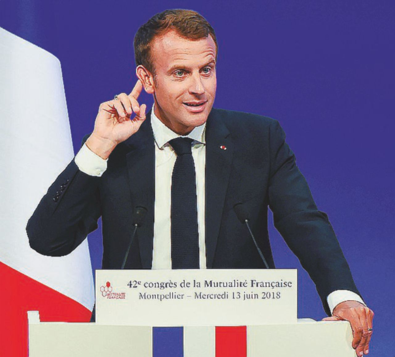 E francesi che si incazzano… con Emannuel