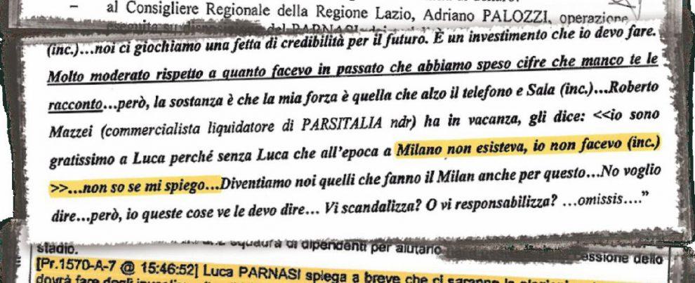 """Stadio della Roma, da Parnasi 50mila euro a Sala: """"Dice che mi è grato. Mi deve l'elezione"""""""