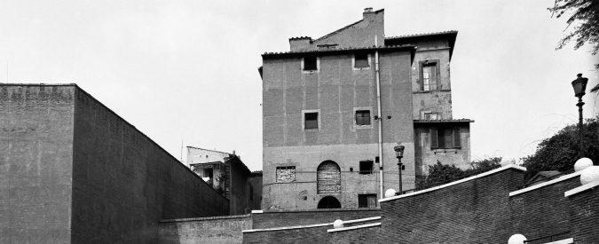 Palazzo Silvestri Rivaldi, la villa abbandonata con vista Fori Imperiali (e Metro C)