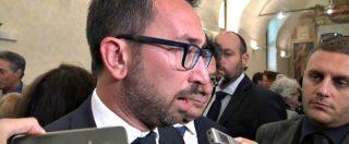 """Stadio Roma, Bonafede: """"Nessun ripensamento su intercettazioni, provvedimento crea problemi alle procure"""""""
