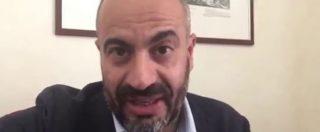"""Stadio Roma, Paragone a M5s: """"Urgente codice penale contro crimini colletti bianchi, non legittima difesa. Ripartiamo da Davigo"""""""