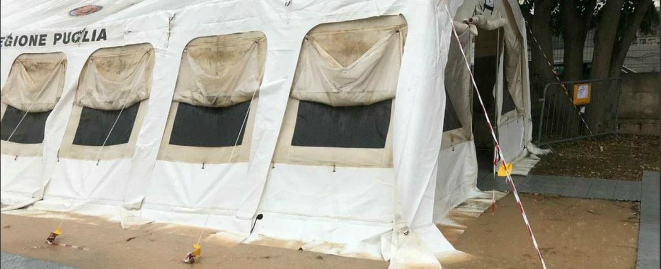 Bari, decreto del governo: processi sospesi fino al 30 settembre perché il Tribunale è inagibile