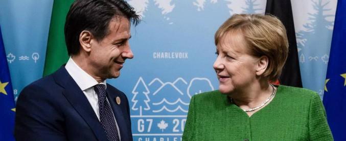 Germania, Merkel aspetta Conte e lavora a un vertice speciale sui migranti con Italia, Grecia e Austria