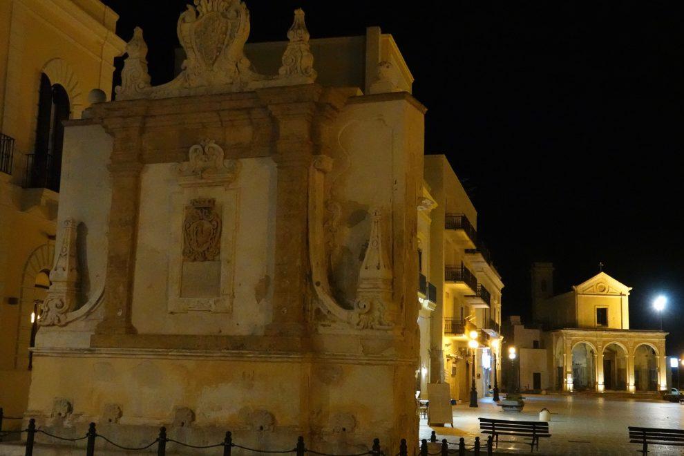 Piazza Aldo Moro.