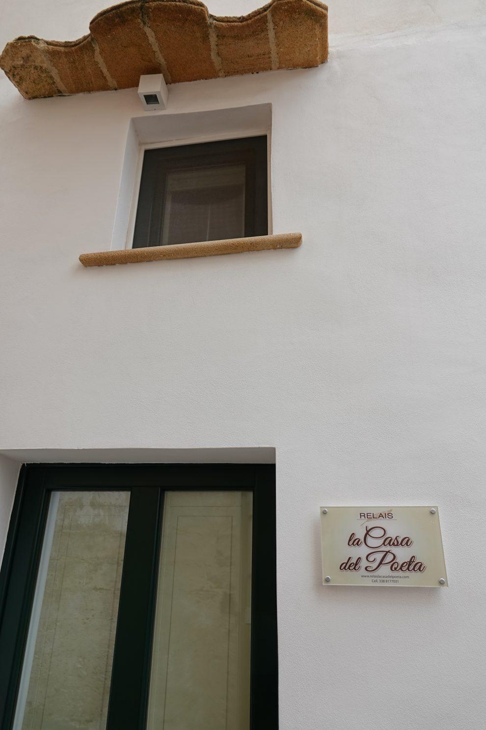 Nella città vecchia sono numerosi i piccoli alberghi e B&B.