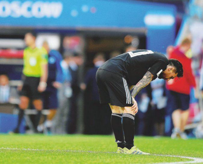 La saga islandese e Messi schiacciato  dall'icona Ronaldo