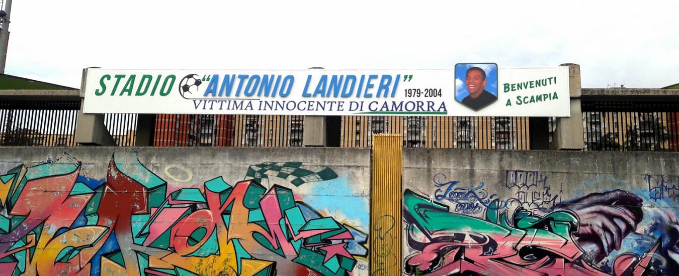 Antonio Landieri e il miracolo dello Stadio di Scampia