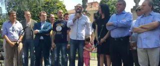 """Aquarius, Salvini: """"Grazie alla Spagna, ma spero ne accolga altri 66mila. Ama il prossimo tuo? Sì, nel mio condominio"""""""
