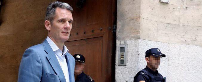 Spagna, il cognato del re Felipe in carcere: Inaki Urdangarin deve scontare 5 anni