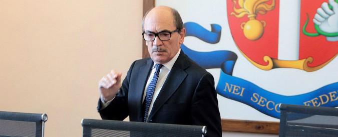 """Intercettazioni, il procuratore Antimafia De Raho: """"Chi ascolta non può valutarne la rilevanza. La riforma va rivista"""""""