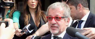 """Processo Maroni, ex governatore della Lombardia condannato a un anno a Milano: """"Deluso ma non mi scoraggio"""""""