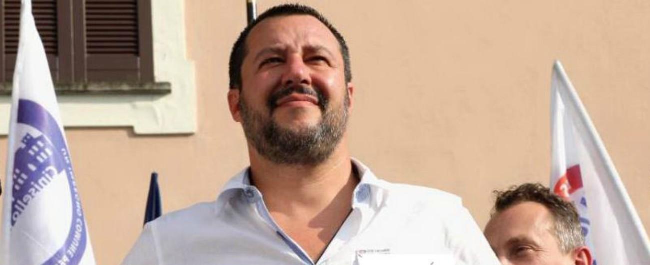 """Rom, Salvini: """"Serve censimento"""". Poi il dietrofront: """"È monitoraggio"""". Di Maio: """"Bene smentita, sarebbe incostituzionale"""""""