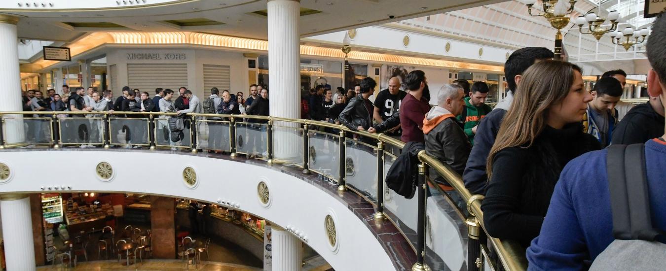 Centri commerciali aperti h24: ma quale progresso, Di Maio intervenga e tuteli i dipendenti