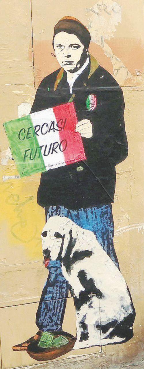 L'ultima impresa di Renzi la lince