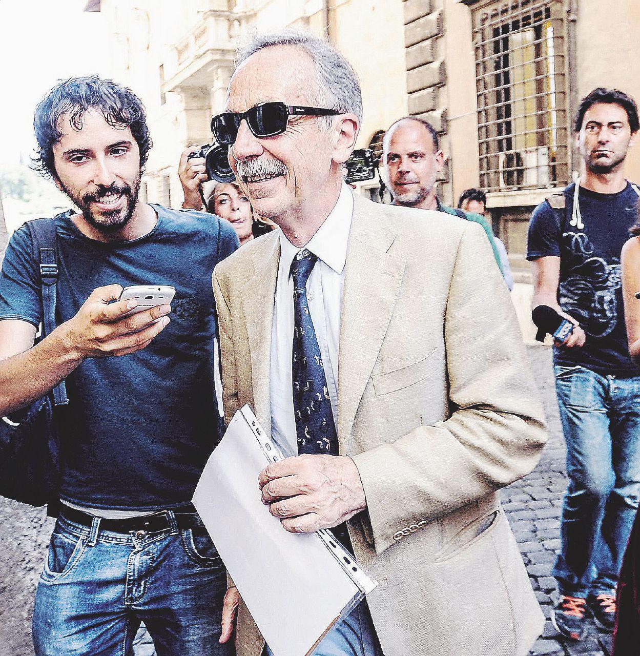 """Berdini: """"Ho lasciato a causa dello stadio"""". Peccato non sia vero"""