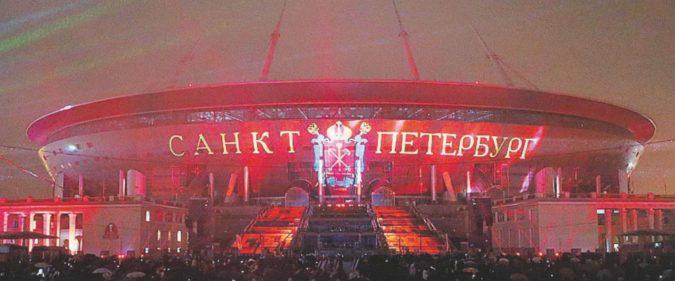 L'Ufo di Putin: sangue e milioni, ma che bello!