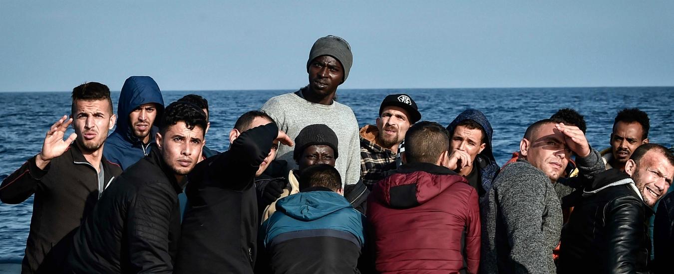 Stranieri in Italia, siamo sicuri che il problema siano i barconi?