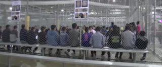 """Usa, attivista diffonde audio registrato in un centro immigrazione. La disperazione dei bimbi strappati alle famiglie: """"Papà, papà!"""""""